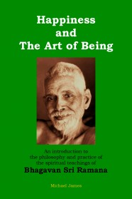 Happiness and the Art of Being: front cover